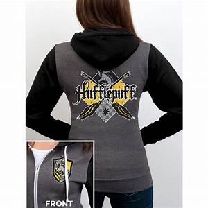 Vetement Harry Potter Femme : veste harry potter pour femme avec capuche l effigie de ~ Melissatoandfro.com Idées de Décoration