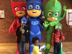 PJ Costumes Masks