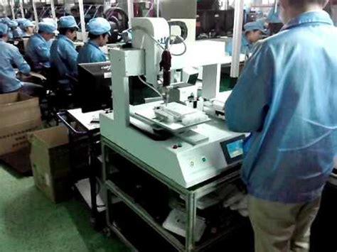 st automatic screw fastening machine youtube