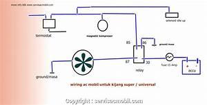 Wiring Diagram Kelistrikan Mobil Suzuki