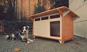 modern indoor outdoor dog house from studio shed dog milk With modern indoor dog house