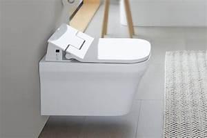 Duravit Sensowash Erfahrung : duravit sensowash slim innovative shower toilets duravit ~ Eleganceandgraceweddings.com Haus und Dekorationen