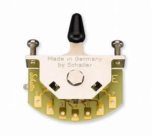 Schaller Model E 5-way Megaswitch