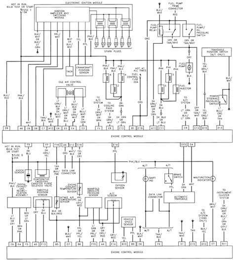 91 Lumina Wiring Diagram by Part Test The Ignition Coil Packs Gm L Beretta 1996 Chevy