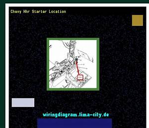 Chevy Hhr Starter Location  Wiring Diagram 175538
