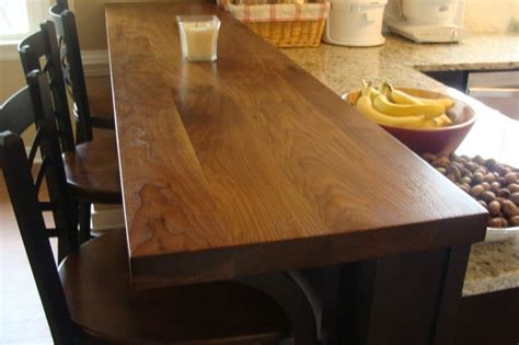 Black Walnut Countertops by Black Walnut Wood Countertops