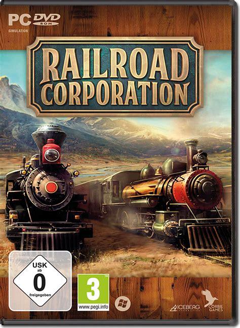 railroad corporation pc games world  games
