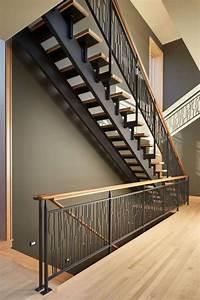 Main Courante Escalier Intérieur : garde corps fer forg pour escalier int rieur ou ext rieur ~ Edinachiropracticcenter.com Idées de Décoration