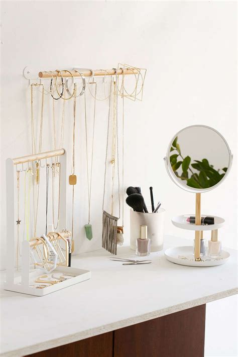 minimal tabletop jewelry stand future house