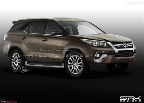 toyota thailand new toyota fortuner caught on test in thailand page 11