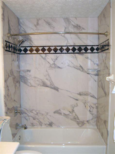 bath shower wall surround  acrylic tile swanstone
