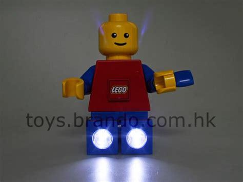 giant lego minifig  brick doubles  led flashlights