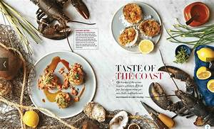 Coastal Cuisines for my favorite magazine - South Florida's Best Food Photography