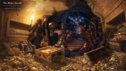 Thieves Scrolls Elder Guild Skyrim Wallpapers Dawnguard