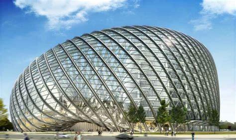 phoenix international media center phtv  architect
