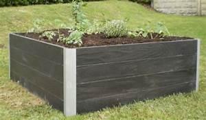 Fabriquer Grande Jardiniere Beton : jardiniere en agglo gallery of fabriquer une jardiniere fabriquer une jardiniere avec palette ~ Melissatoandfro.com Idées de Décoration