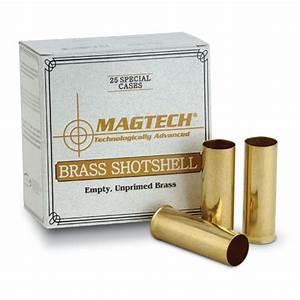 Magtech 36 Gauge   410 U0026quot   2 2 U0026quot  Shotshell Reloading Brass