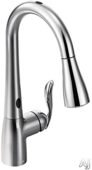 cheap moen kitchen faucets kitchen moen arbor one handle high arc kitchen faucet