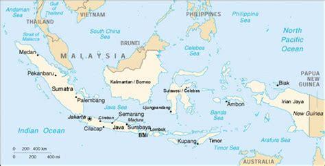 map  borneo indonesia  travel information