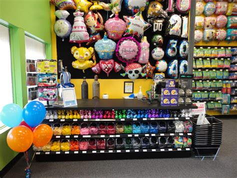 Express Party Supplies Store Opening