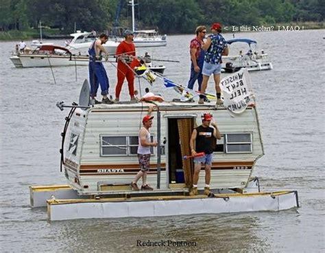Hillbilly Boat by Hillbilly Trailer Teardrops N Tiny Travel Trailers