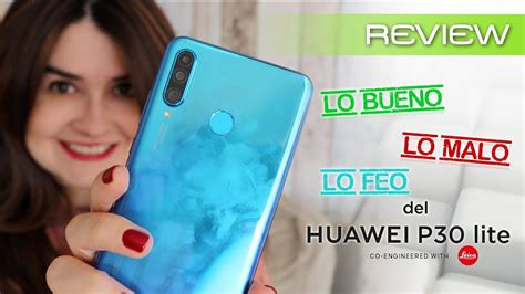 huawei p lite analisis  opiniones review en espanol