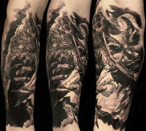 Tattoo Artist Carl L?fqvist Joker Tattoo Best Tattoos