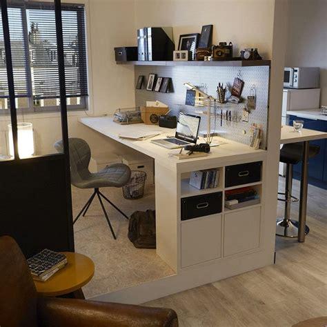 bureau avec étagère id 233 e relooking cuisine un bureau avec des rangements astucieux listspirit leading