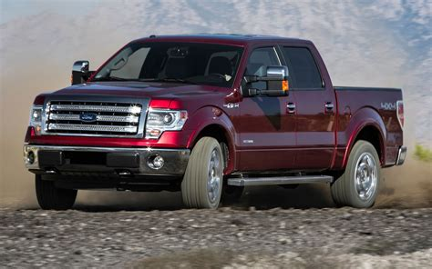 motor trend truck   year contender ford