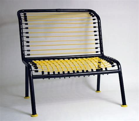 Bungee Cord Lounge Chair by Bungee Cord Chairs Furniture Rene Herbst Furniture