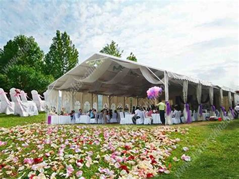 canvas garden wedding 20 x 40 marquee for rentals