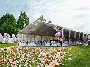 Canvas Garden Wedding Party 20 x 40 Marquee for Rentals