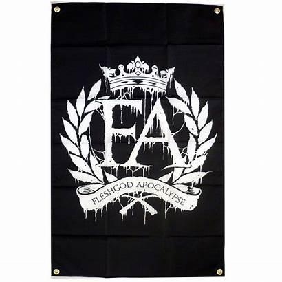 Apocalypse Fleshgod Flag Emblem Fa Flags