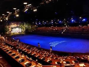 Stampede Arena Before The Show At Dixie Stampede Picture