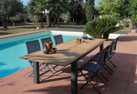 mobilier de jardin en ligne meubles de jardin design proloisirs