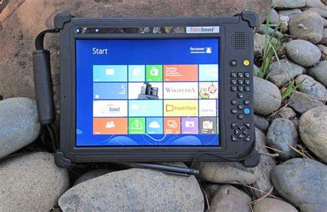 rugged pc reviewcom mobiledemand xtablet  tablet pc