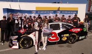 Austin Dillon Wins Daytona 500 Pole - autoevolution