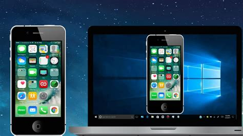 how to mirror iphone to how to mirror iphone display to pc free no usb