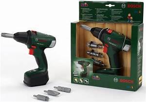 Bosch Reparaturservice Werkzeug : klein kinder werkzeug bosch akku schrauber ii otto ~ Orissabook.com Haus und Dekorationen