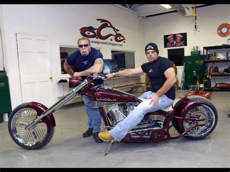 Paul Sr. And Paul Jr. Aren't Bikers, But