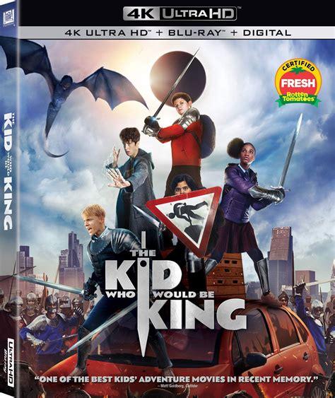 kid    king dvd release date april