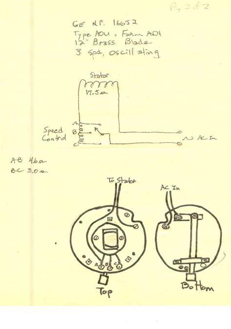 rewiring ge aou ad pre  antique