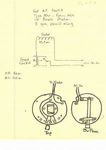 Wiring Diagram - Pre-1950  Antique  - Antique Fan Collectors Association