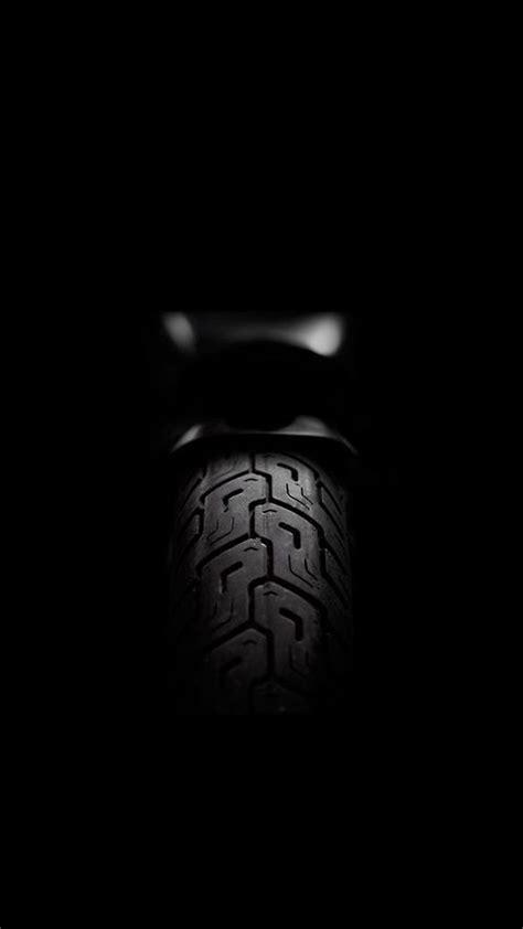 motorcycle rear tire dark iphone  hd wallpaper hd