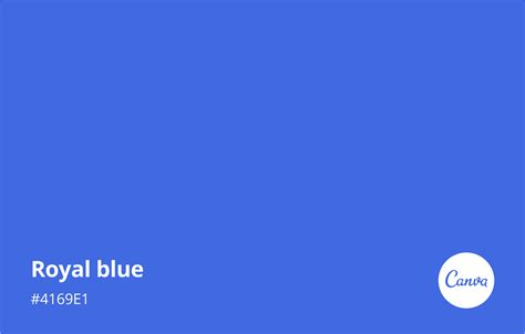 royal blue meaning combinations and hex code canva colors