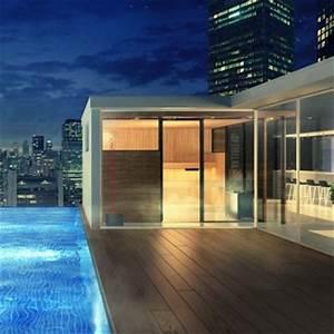 Sauna Für Garten : luxus outdoor sauna f r den garten ~ Buech-reservation.com Haus und Dekorationen