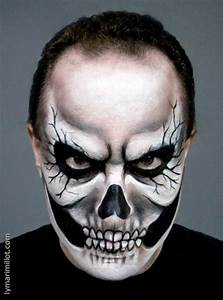 These are some of my Dia de Los Muertos Face and Body ...
