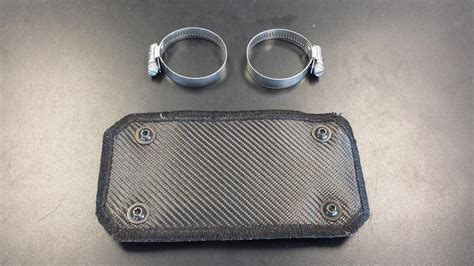 dei flexible heat shield onyx series