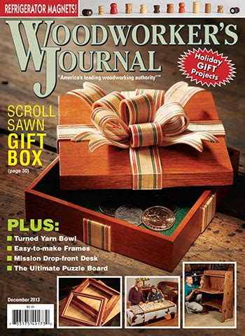 woodworkers journal  issue archive archives page