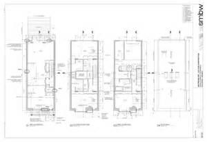 row house floor plan richmond row house modern floor plan richmond by josh mccullar aia